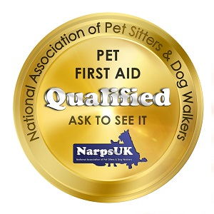 Pet First Aid Trained